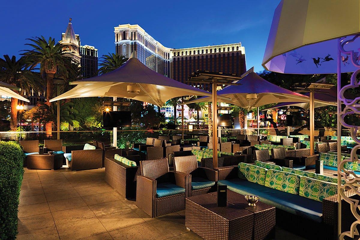 Where To Smoke Las Vegas Cigar Aficionado