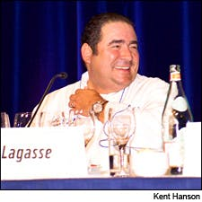 Emeril Lagasse.