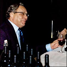 Photograph of Lewis Black