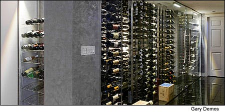 Wine Cellar Photo Gallery | Collecting News | Collecting | Wine ...