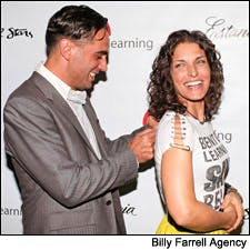 Photograph of Bobby Cannavale at Bent on Learning Spring Fling