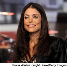 Photograph of Bethenny Frankel by Kevin Winter/Tonight Show/Getty Images for The Tonight Show