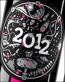 Last New Year Wine 2012