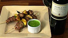 Cooking for Wine: Lamb and Cabernet