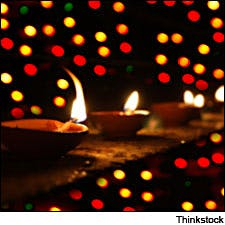 diwali Lights Thinkstock