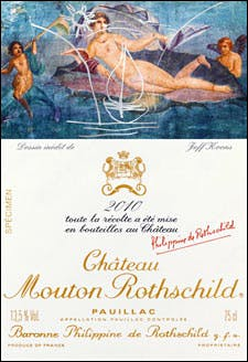 Courtesy of Château Mouton-Rothschild