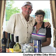 Courtesy of Mike Ditka Wines