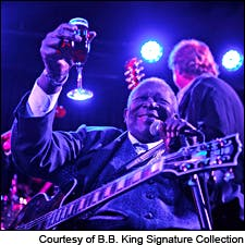 Courtesy of B.B. King Collection