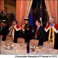 Photo courtesy of French Consulate