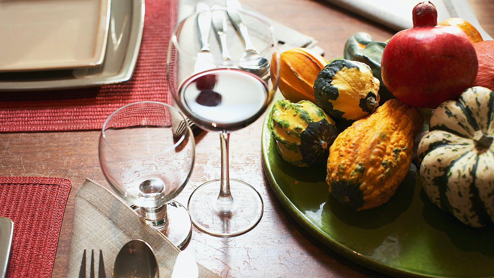 A Surprising Approach to Thanksgiving Wines