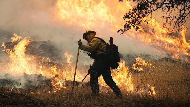 Explosive Wildfire Devastates Lake County