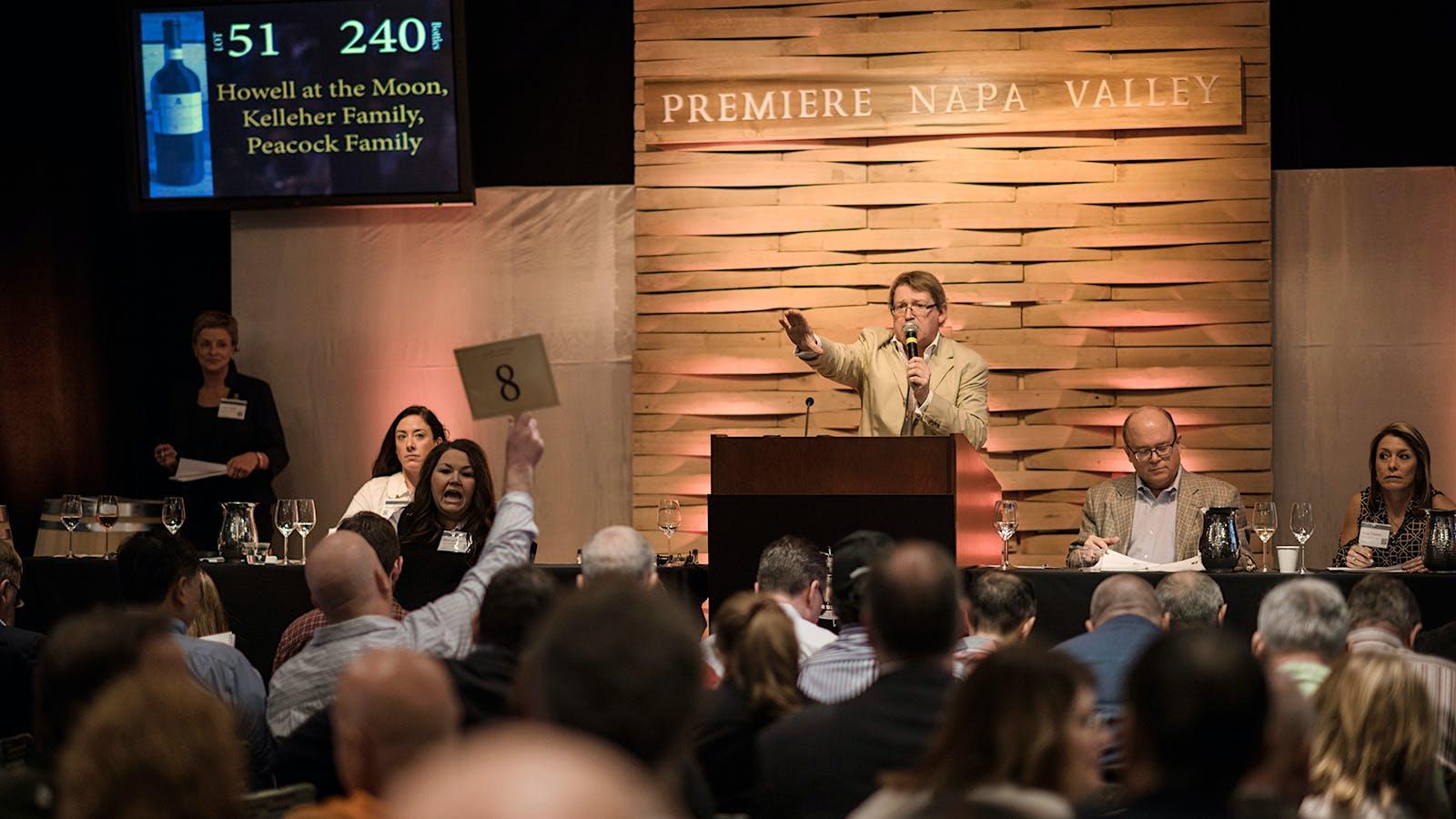 Premiere Napa Valley Sale Brings in a Record $6 Million