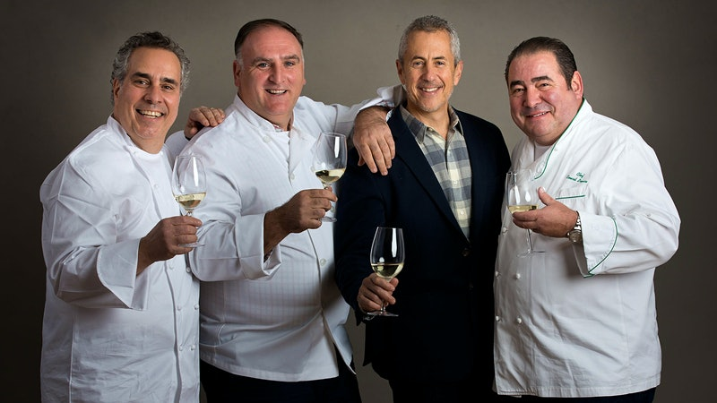 Matching With the Masters: A Culinary Title Fight