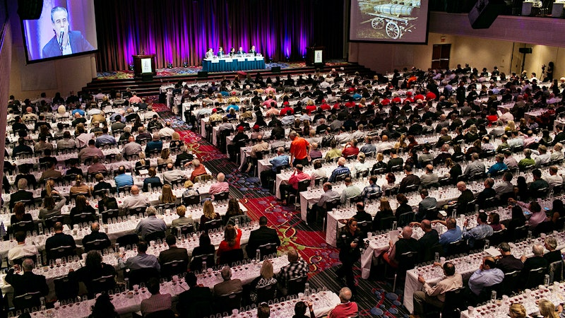 The 2015 New York Wine Experience: The Power of Wine
