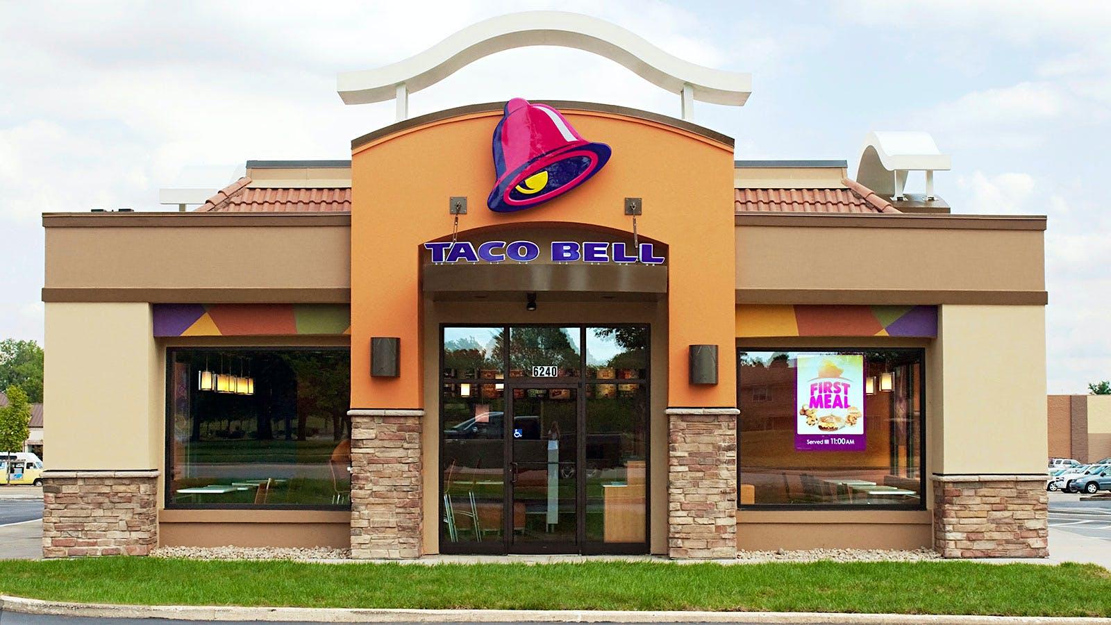 Yo Quiero Vino, Taco Bell!