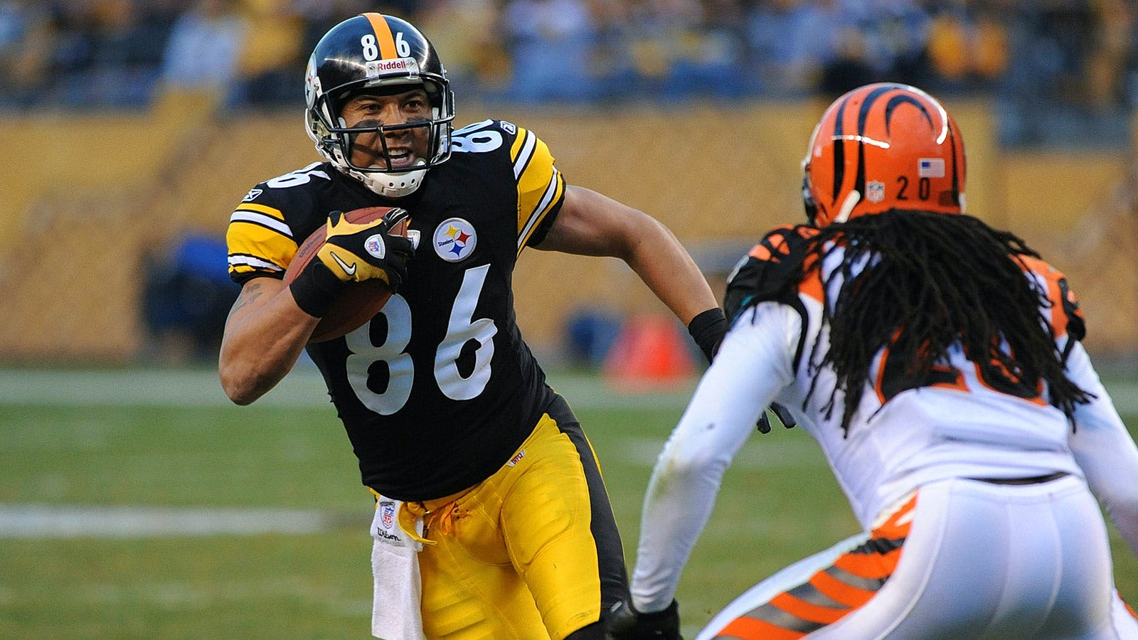 Hines Ward's Latest Catch: The Wine Bug