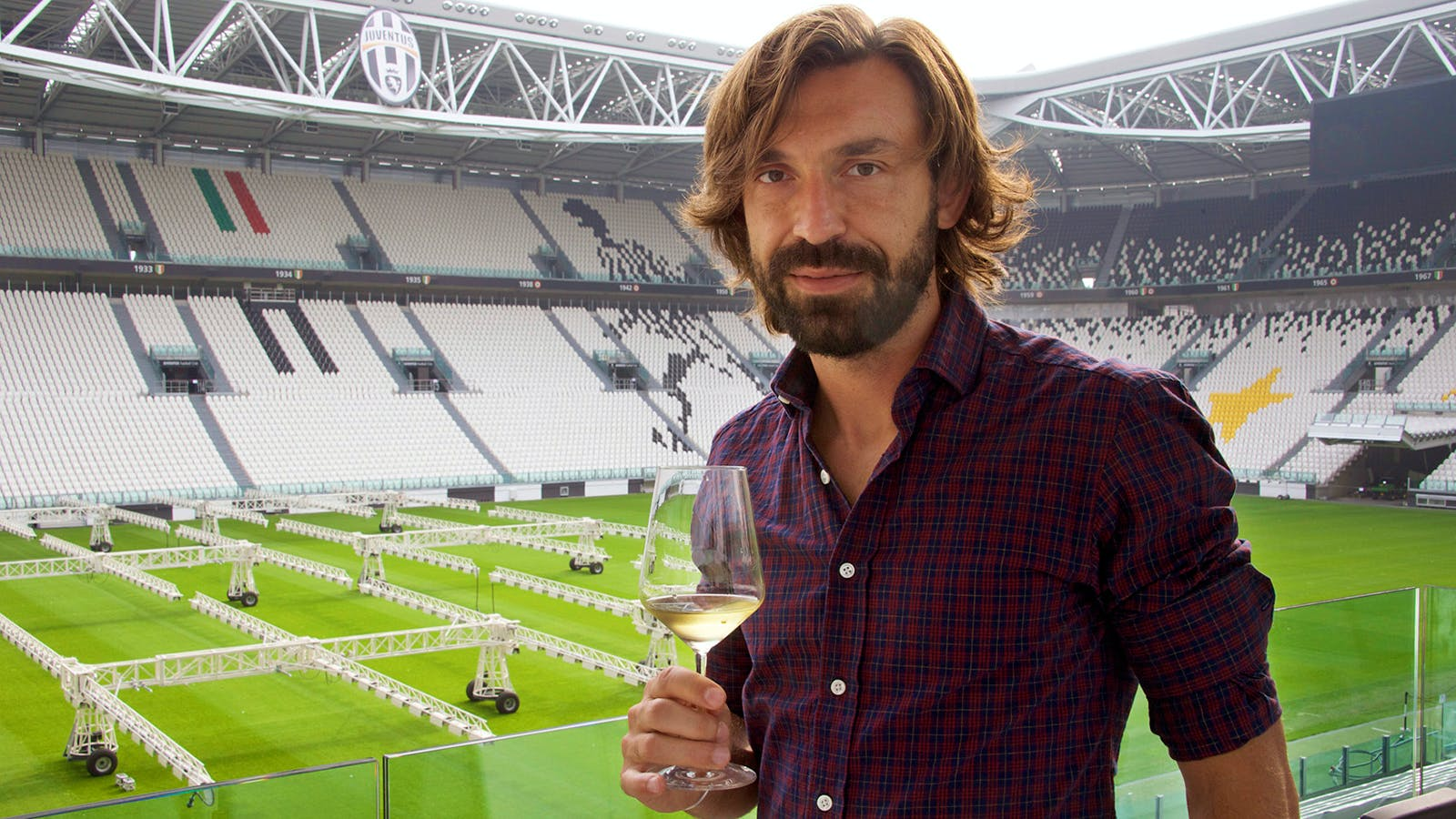 Winemaking Soccer Star Andrea Pirlo Is Coming to America