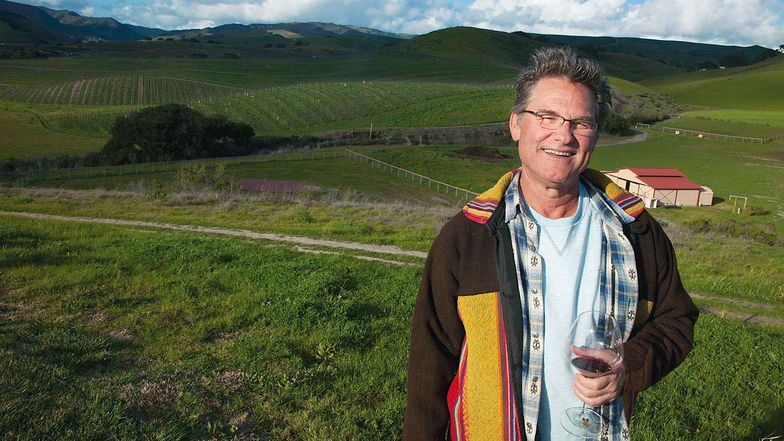 Kurt Russell Celebrates Julia Child with his GoGi Wines