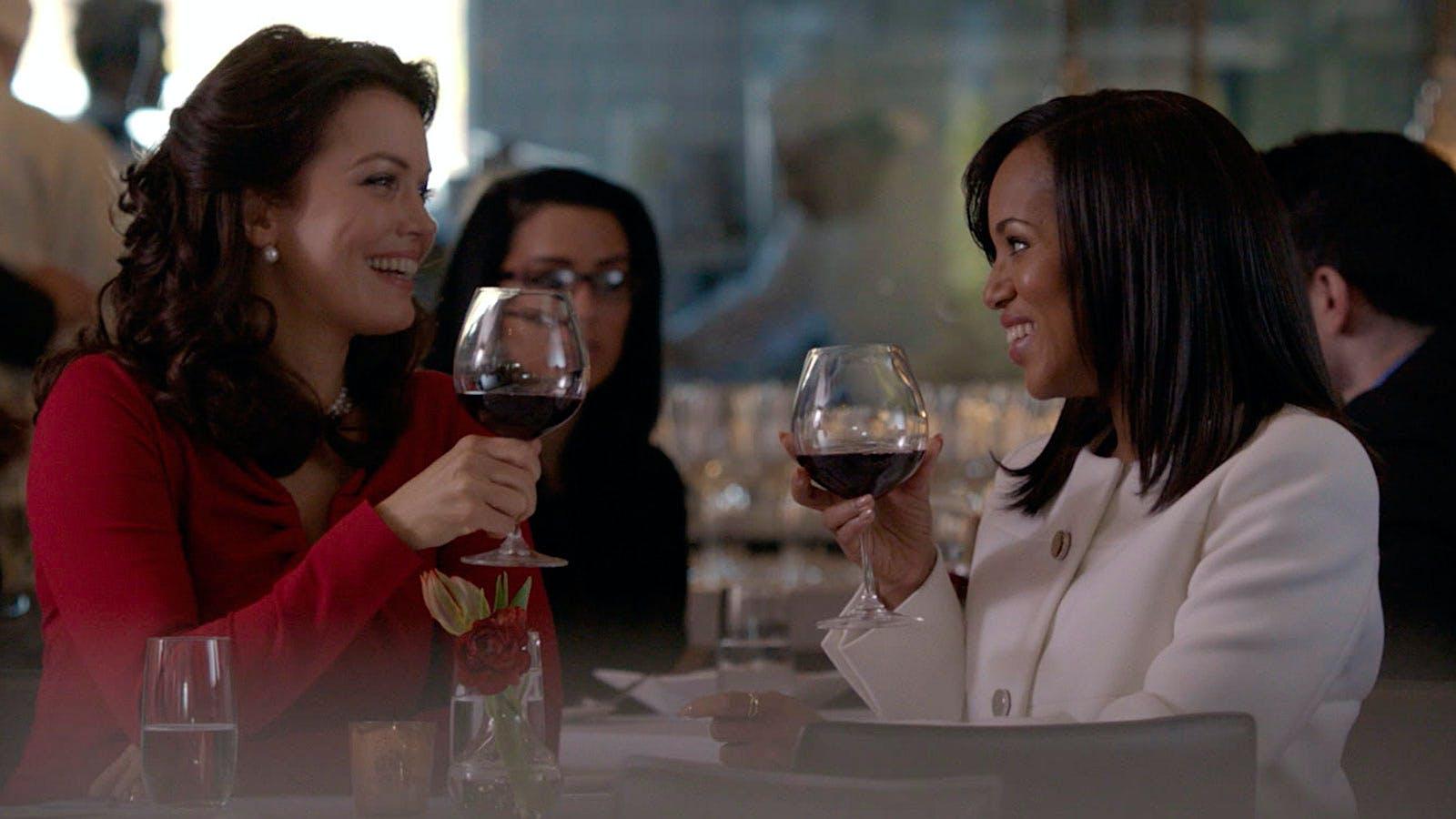 ABC's <i>Scandal</i> Sends Wineglass Sales Soaring