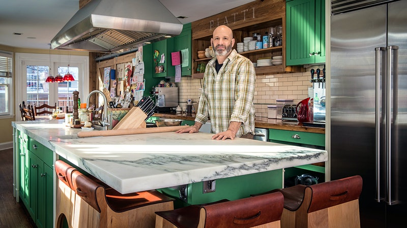 At Home With Marc Vetri