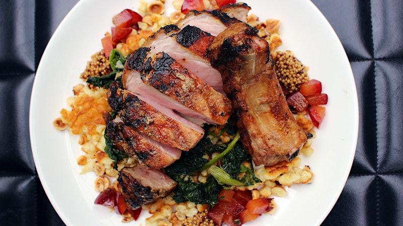 Heritage Pork Chops for Labor Day Grilling