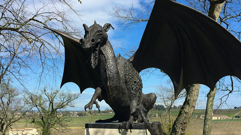 2015 Bordeaux Barrels Diary: The Dragon on the Right Bank
