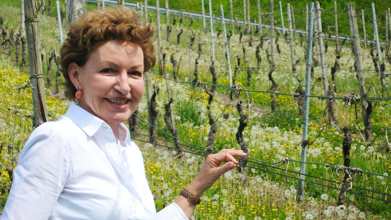 German Vintner Annegret Reh-Gartner Dies at 61