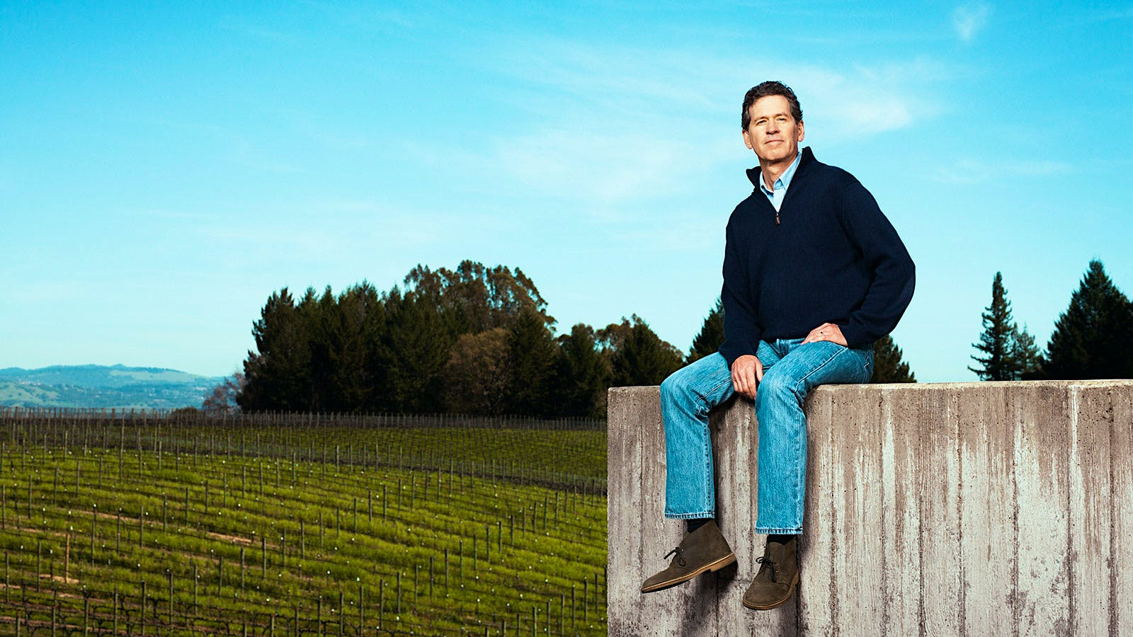 Winemaker Paul Hobbs Buys a Prized Piece of Sonoma Coast