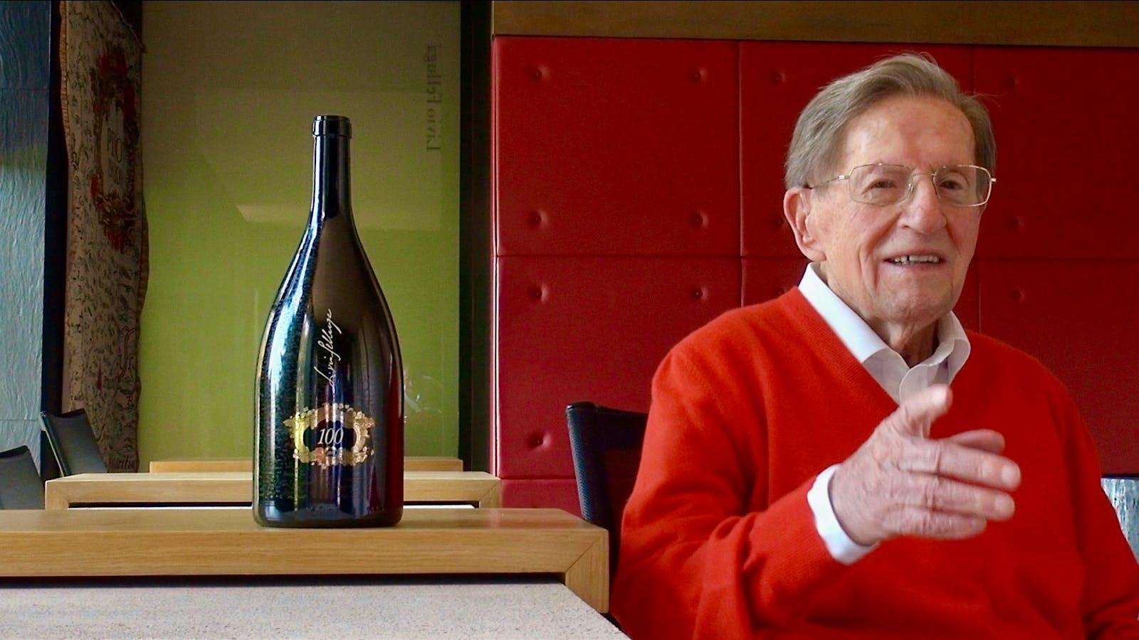 Italian Winemaking Pioneer Livio Felluga Dies at 102