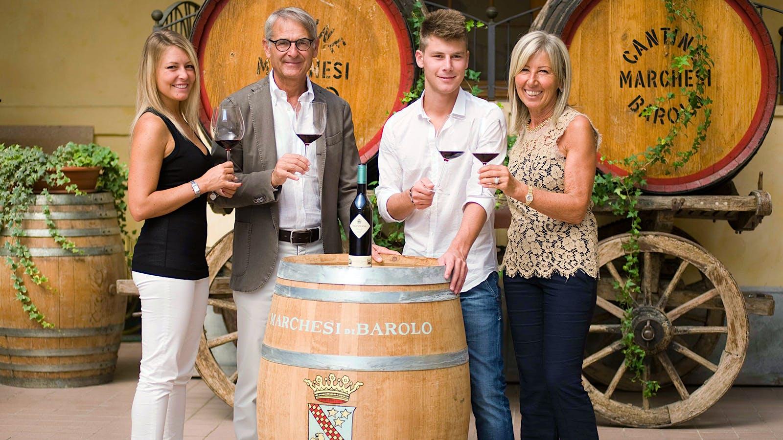 Marchesi di Barolo Winery Acquires Barbaresco Producer Cascina Bruciata