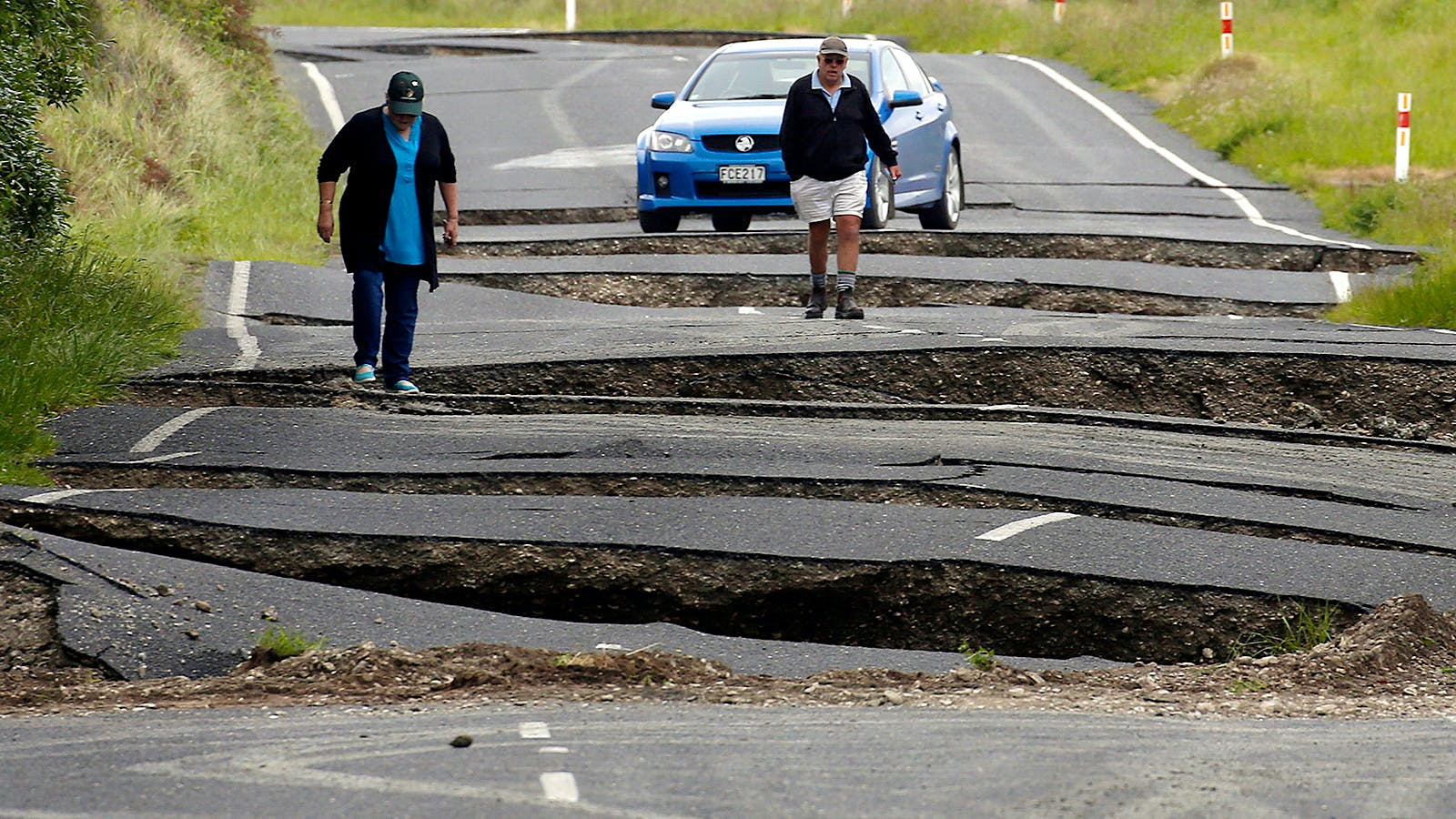 New Zealand's Wine Industry Cleaning Up After Earthquake