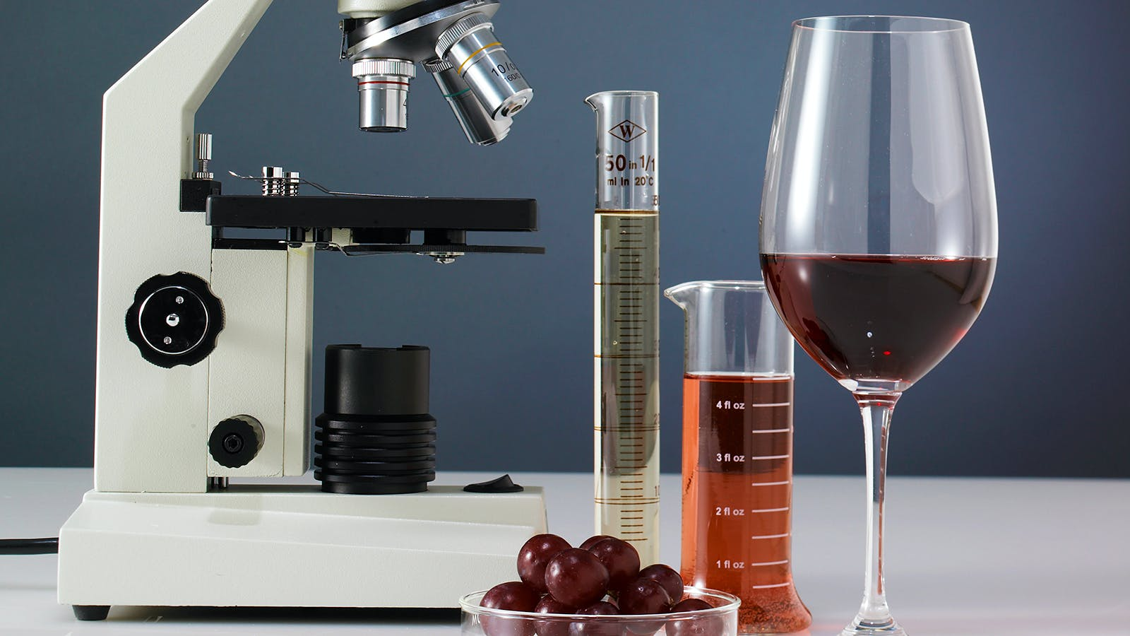 Scientists Find Promise Treating Alzheimer's with a Mix of Wine Compounds