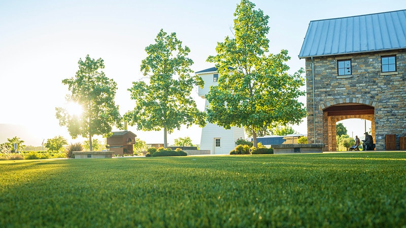 Silver Oak Earns First LEED Platinum Certification for Eco-Friendly Winery