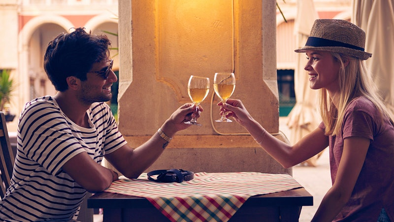 Health Watch: Secret to a Happy Marriage? Share Your Wine