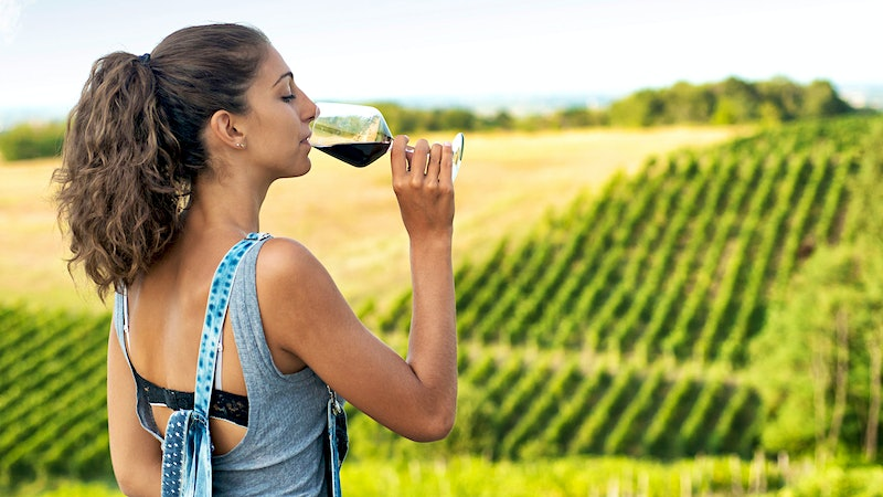 Study Finds Red-Wine Compound Helps Women with Polycystic Ovary Syndrome
