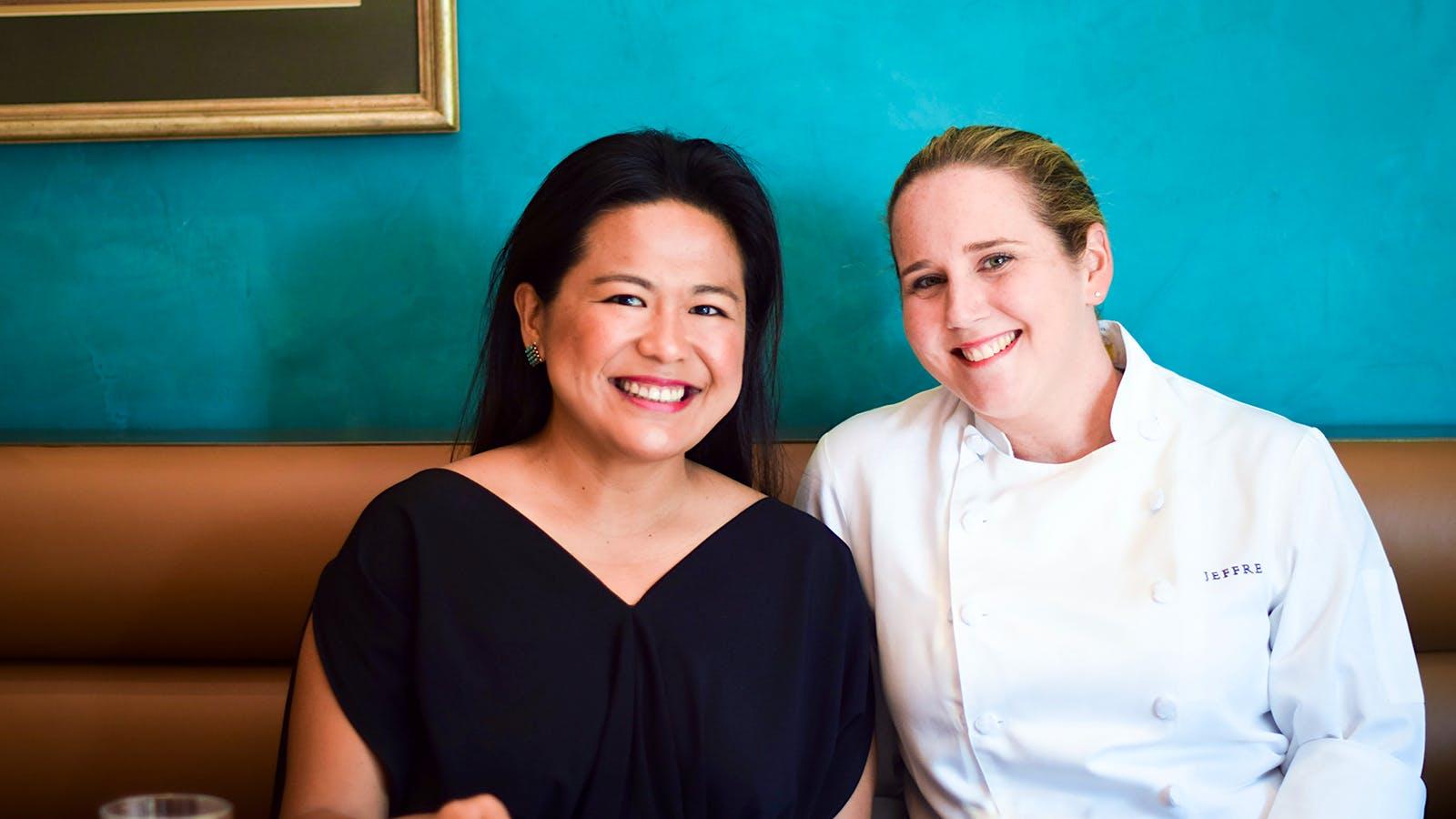 Restaurant Talk: Rebecca and June's Texas Takeover