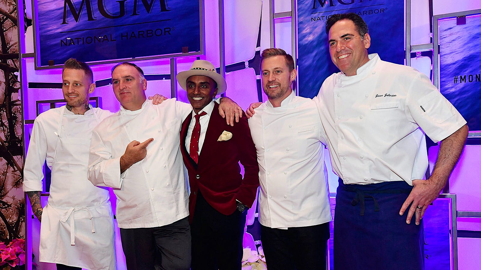 Dining Destination MGM National Harbor Opens in Washington, D.C.