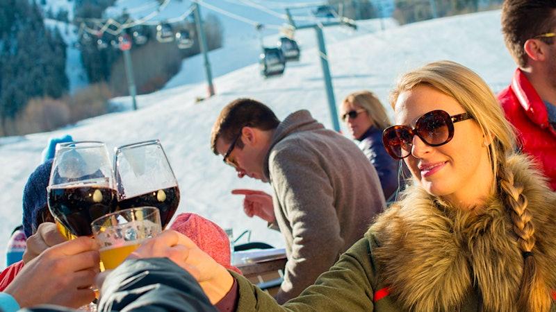 13 Restaurants for Après-Ski Wine Bliss