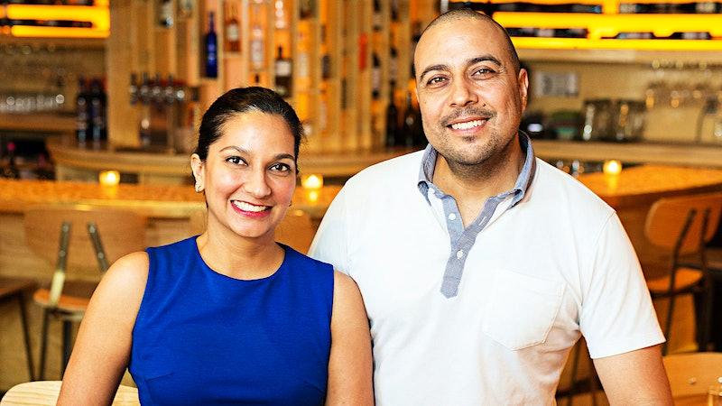 Restaurant Talk: Swati Bose and Kabir Amir's D.C. Global Wine Embassy