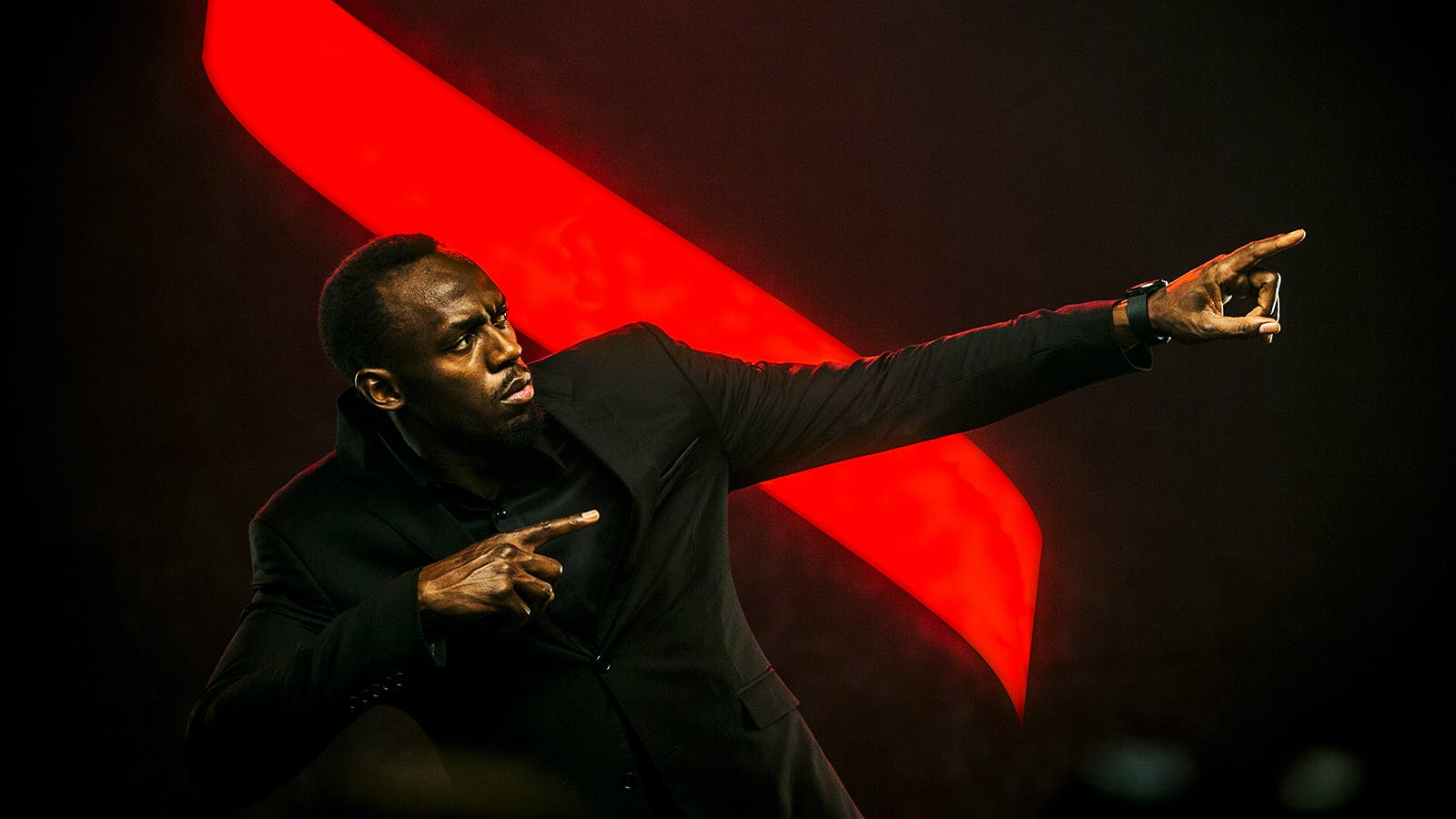 Usain Bolt Named New 'CEO' of Mumm Champagne