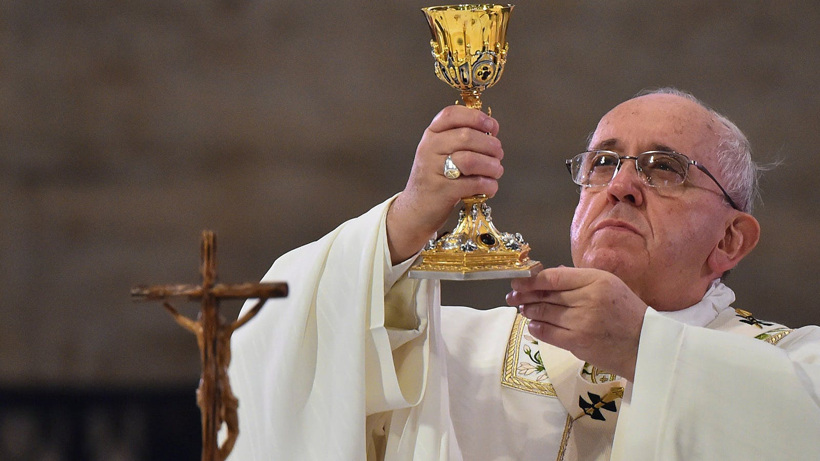 Pope Francis: A Wedding Without Wine Is 'an Embarrassment'