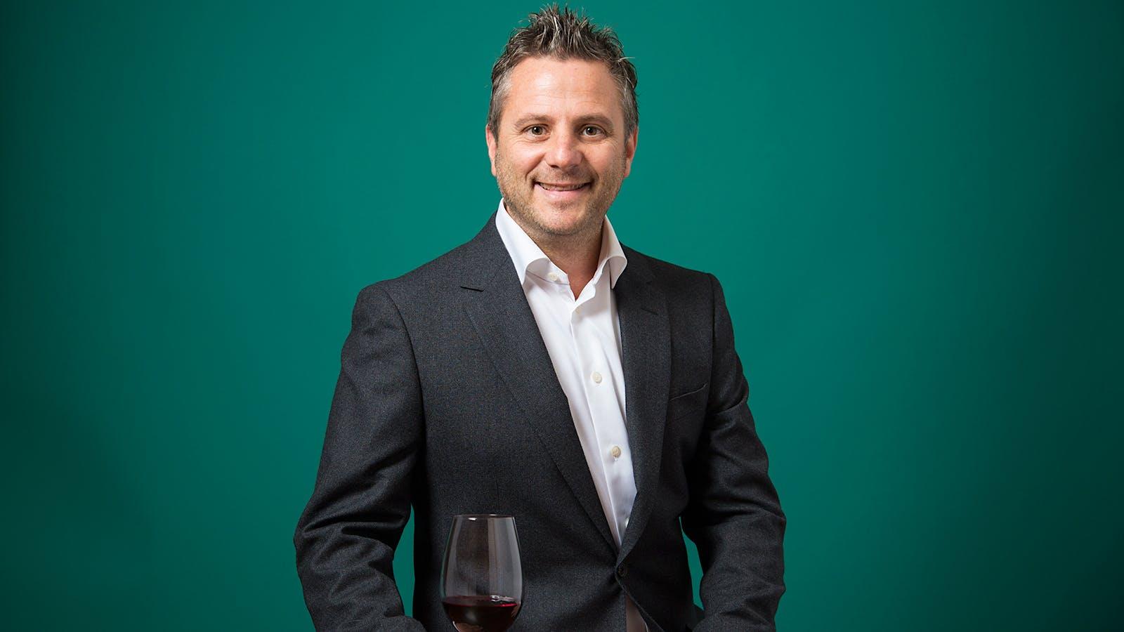 Wine Star: Christophe Baron of Cayuse