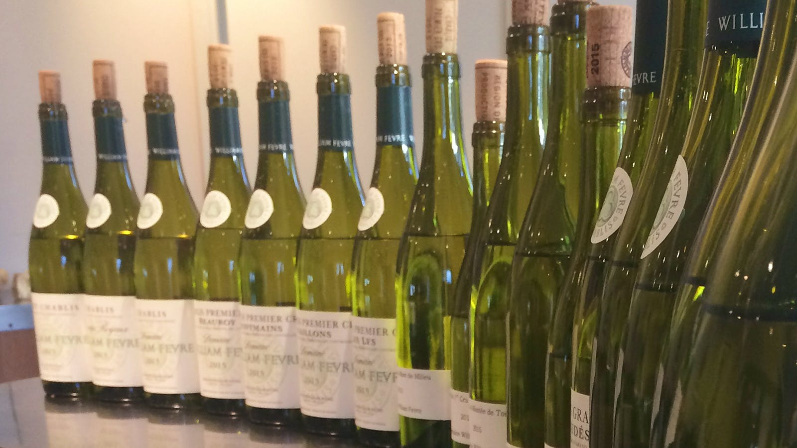 2015 William Fèvre Chablis: Charming and Fresh