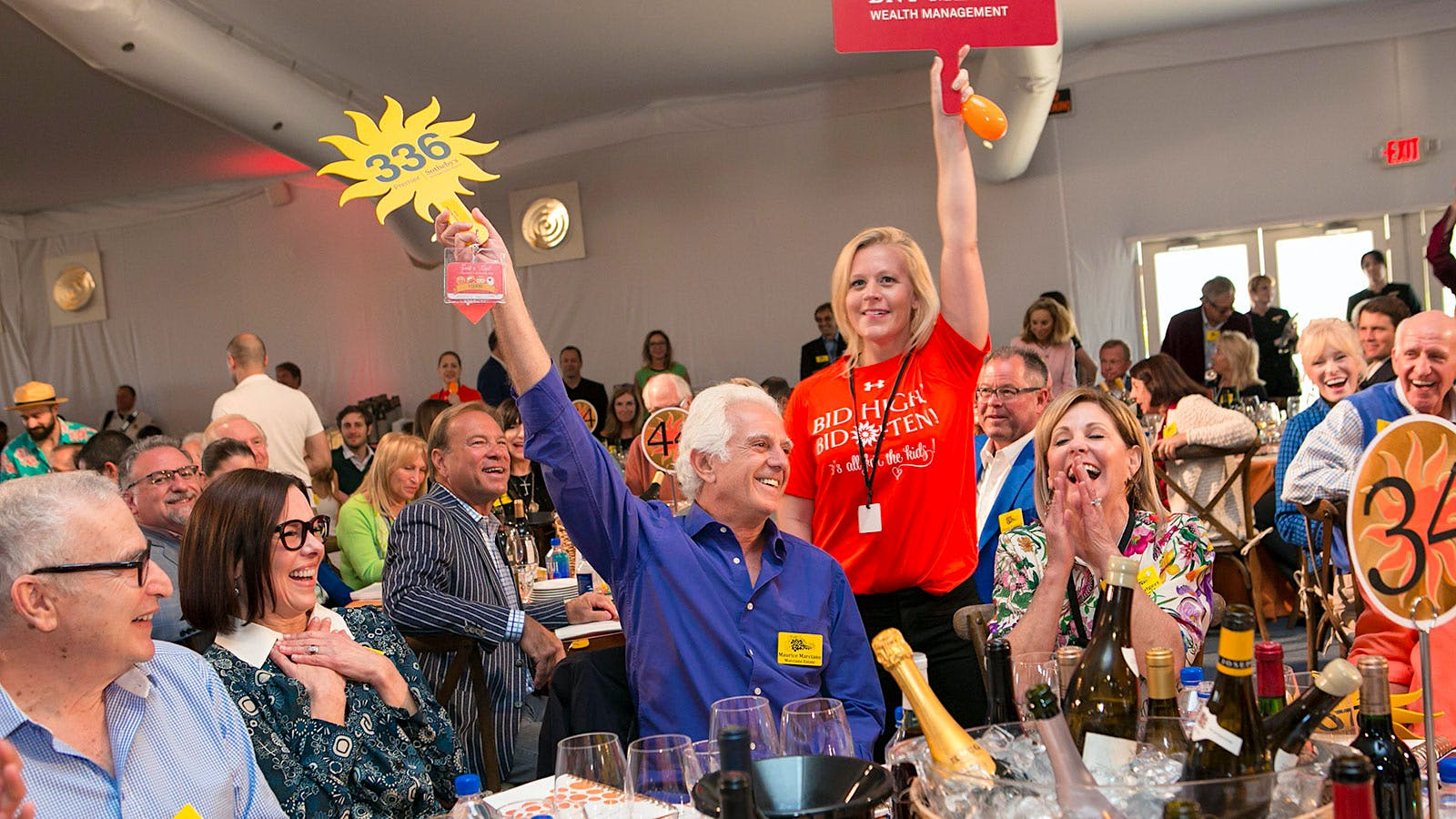 Naples Winter Wine Festival Brings in 2017 with a Bang