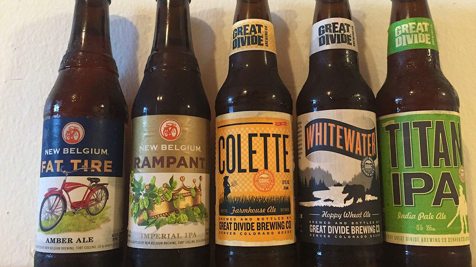 Exploring Colorado's Craft-Beer Scene