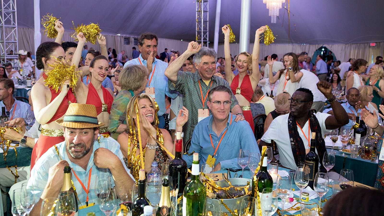 Boasting a Star-Studded Cast and Great Wines, Auction Napa Valley Raises $15.7 Million