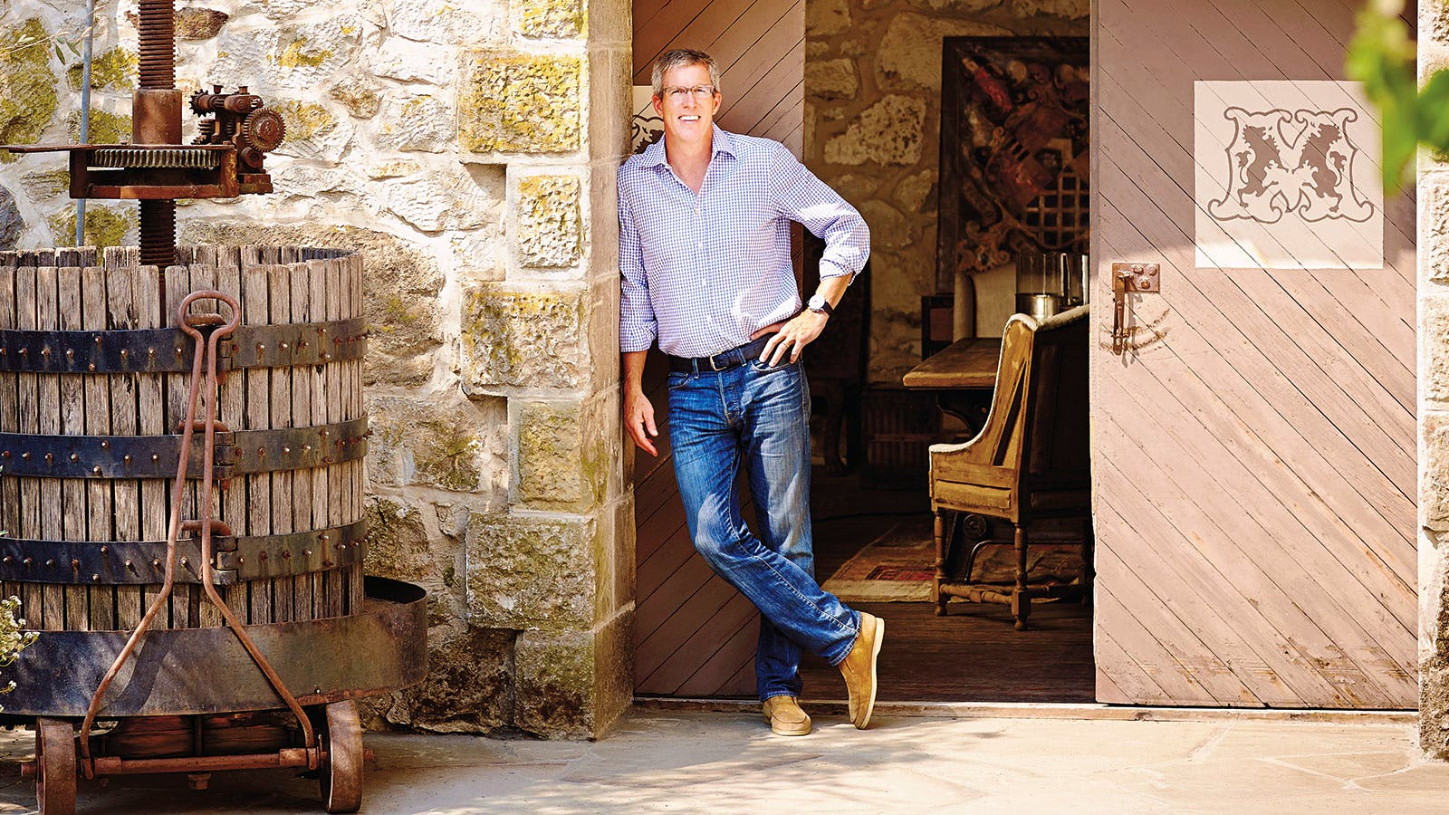 Wine Exec Charles Banks Enters Prison, Sells Stake in Napa's Mayacamas