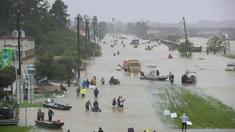 Texas Restaurants Weather Harvey's Devastating Wind and Rains