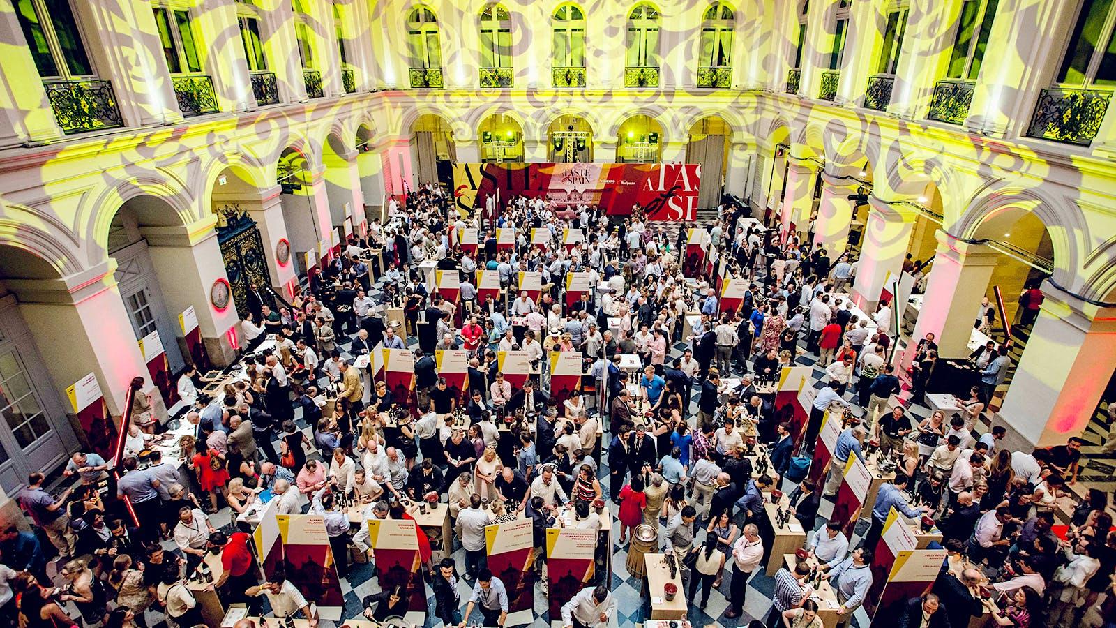 Vinexpo in Bordeaux Gets a 'Taste of Spain'