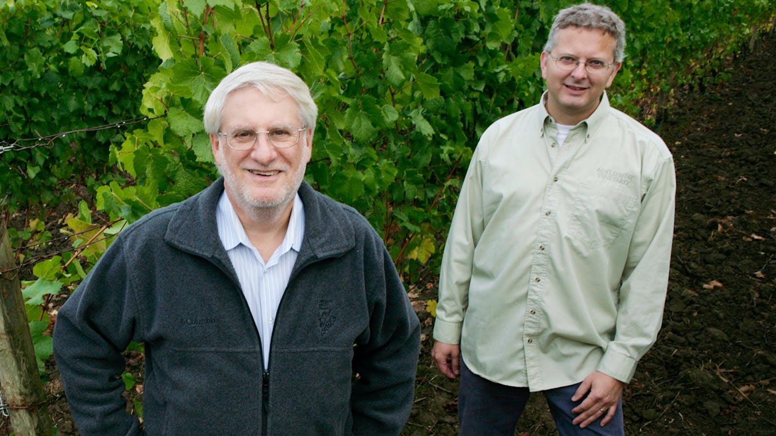 Longtime Partners Purchase Oregon Pinot Noir Star Adelsheim Vineyard